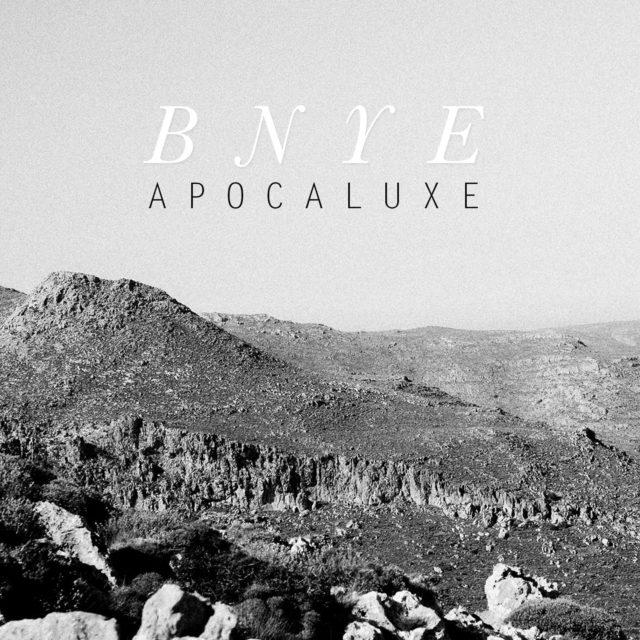 BNYE - Apocaluxe EP | Album Art