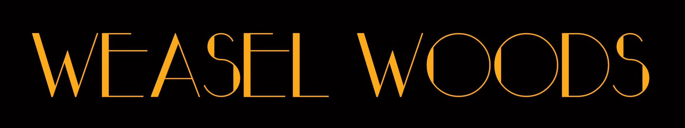 Weasel Woods | Logo 2019