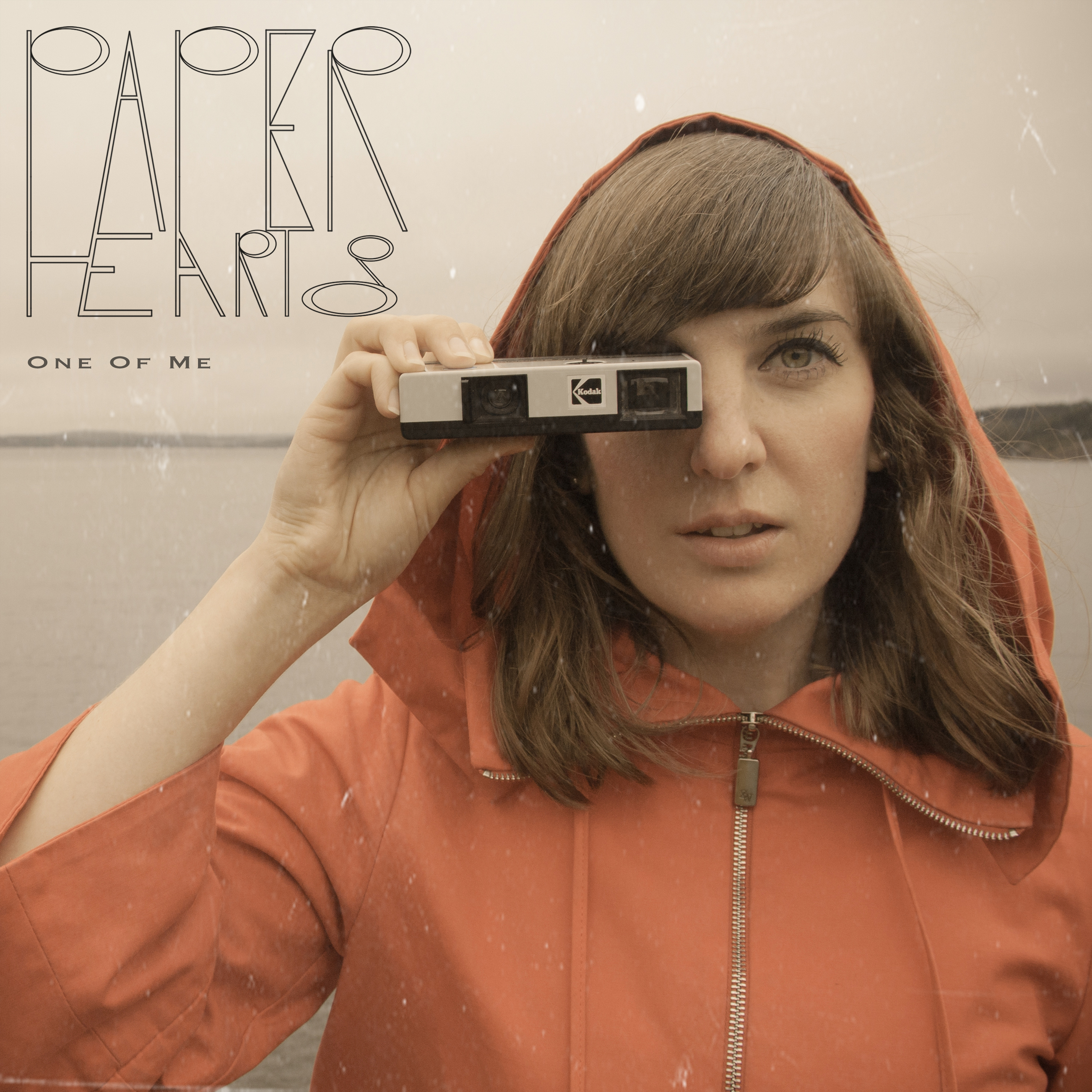 Paper Hearts On Of Me single